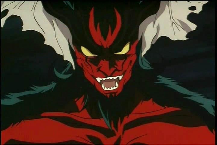 Amon devilman unnatural world wiki fandom powered by