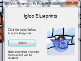 Igloo Blueprints