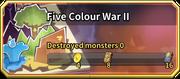Five Colour War II