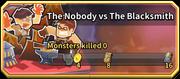 The Nobody vs The Blacksmith