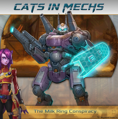 Cats In Mechs