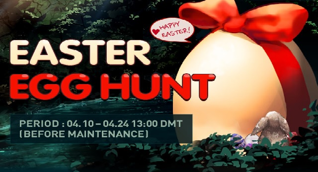 Easter Egg Event