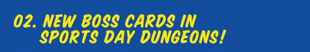 Sports new cards