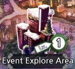 Christmas Street Explore area
