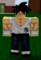 X Fighter Trainer DBU