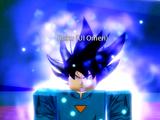 Goku (Ultra Instinct Omen)