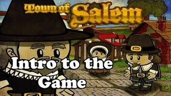Town of salem Intro and Tutorial