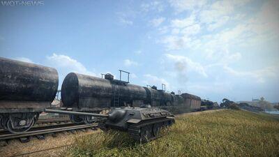World of tanks E-25 premium TD