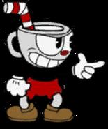 Shoot cup