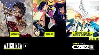 DC Comics, Viz Media, unOrdinary C2E2 Panel Rm 2 (Day 3) SYFY WIRE