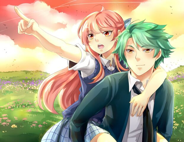 Image - UnOrdinary Remi And Rei.jpg