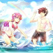 John and Sera summer
