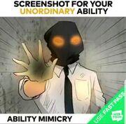 Ability Mimicry