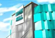 Kovoro Mall Exterior