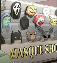 The Masque Shop