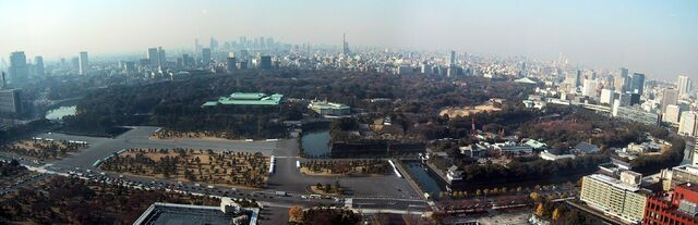 Imperial Palace Skyline