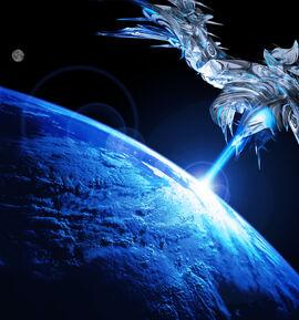 Starship of the Nexus