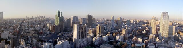 Tokyo Tower-View from Top