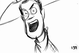 Woody calls Slinky