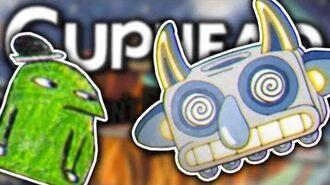 Cuphead Unused Bosses