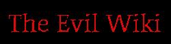 Evilwordmark