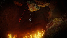 Unravel 2 - fireproof