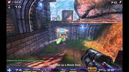 "Unreal Tournament 2004 ""Godlike"" maxed graphics 4K 2160p Walkthrough PART 4 - Albatross (DM)"