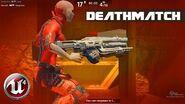 Unreal Tournament 4 - Deathmatch in DM-Sand (wip version) 5v5