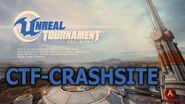 Unreal Tournament 4 PRE-ALPHA Gameplay CTF-CRASHSITE PC ITA