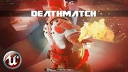 Unreal Tournament 4 - Deathmatch in DM-Deadfall