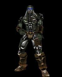 !UT99-SkaarjHybrid-CyberWarrior-Disconnect-None