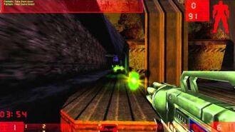 "Unreal Tournament GOTY Walkthrough ""Godlike"" 1440p maxed graphics PART 26 - High Speed (Assault)"