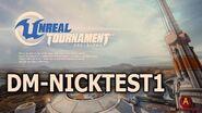 Unreal Tournament 4 PRE-ALPHA Gameplay DM-NICKTEST1 PC ITA