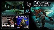 Unreal Tournament 'UT99' - SEGA Dreamcast (2001) Stalwart XL & Oblivion