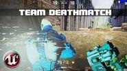 Unreal Tournament 4 - Team Deathmatch in Batrankus Bastion