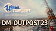 Unreal Tournament 4 PRE-ALPHA Gameplay DM-OUTPOST23 PC ITA