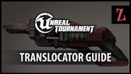 Unreal Tournament Translocator guide