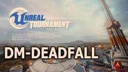 Unreal Tournament 4 PRE-ALPHA Gameplay DM-DEADFALL PC ITA