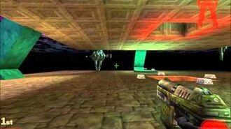 Unreal Tournament 99 beta - DM-Pyramid