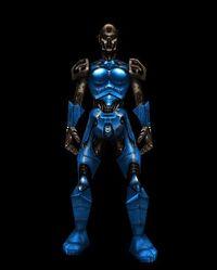 !UT99-FemaleSoldier-WarMachine-Fury-Blue