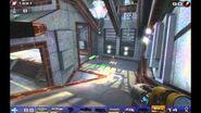 "Unreal Tournament 2004 ""Godlike"" maxed graphics 4K 2160p Walkthrough PART 5 - Desolation (DM)"