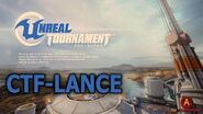 Unreal Tournament 4 PRE-ALPHA Gameplay CTF-LANCE PC ITA