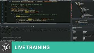 C++ Plugin Based State Machine: Game Code 01 (Live Training