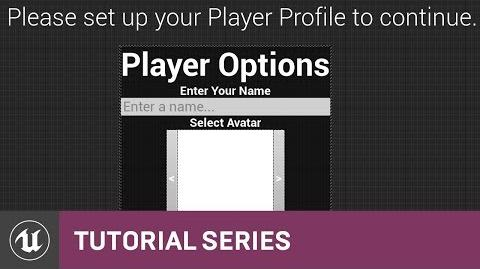 Video - Blueprint Multiplayer- Options Design - 08 - v4 11