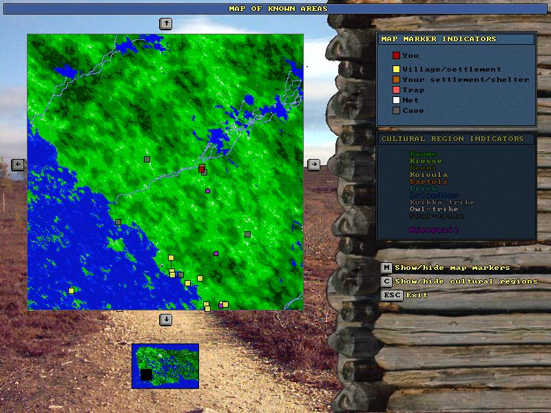 Playing with urw files unreal world wiki fandom powered by wikia and thats it start the game and you will see the entire map gumiabroncs Gallery