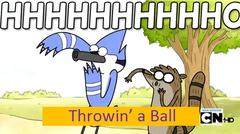 LNAMYR - Throwin' a Ball