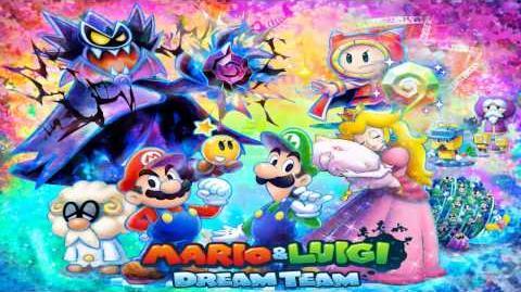 Mario & Luigi Dream Team Music - Giant Battle Extended