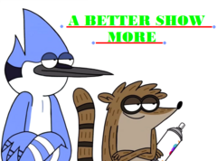 A better show more