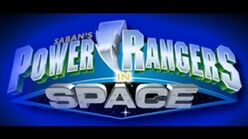 Power Rangers In Space theme song with lyrics