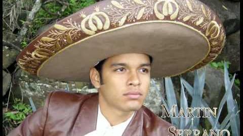 Martin Serrano - Novia Mia - romantica bolero ranchero musica mexicana